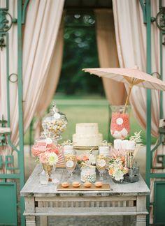 mint wedding shoot - Google Search