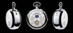Referência 57260 da Vacheron Constantin: o relógio mais complicado alguma vez feito