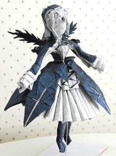 O.O, Origami?!