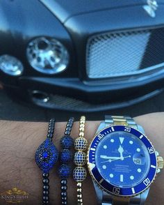 Our Macrame bracelets with Blue Swarovski Crystals are available at www.kingsrush.com - @thebillionairesclub @streetsfashions @whatusmenlike @bxp.men @watchfashionbible @richlivings @mensfashions @ridiculousmillionaire @millionaireswatches @thetruegentlemenclub @mensfashion.it @d.rolexero @sportscarswithgreg