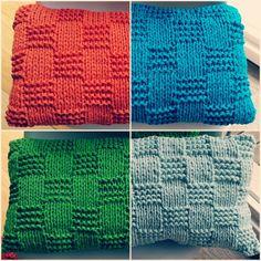 Handmade pillows..