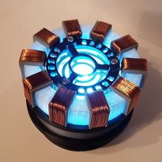 Arc Reactor Iron Man Deluxe Prop Replica Model Tony Stark Avengers MKI  2 Iron Man 1, Iron Man Hand, Iron Man Movie, Iron Man Suit, Iron Man Armor, Marvel Comic Universe, Marvel Comics, Iron Man Cosplay, Tony Stark
