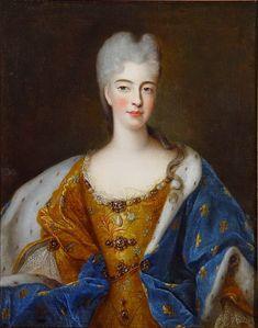 The Athenaeum - Elisabeth Charlotte d'Orléans (Pierre Gobert - )