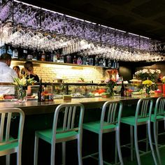 Restaurante Labarra Barcelona