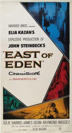 Jenseits von Eden (East of Eden) USA 1955 - Regie: Elia Kazan mit: James Dean, Julie Harris