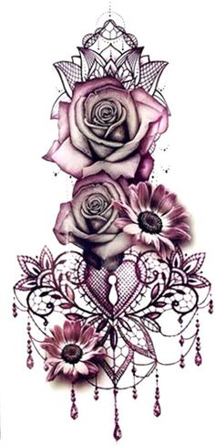Heart Tattoo Stickers - Shein Blume & u. Heart Tattoo Stickers – Shein Blume & u. Lower Back Tattoo Designs, Tattoo Designs For Women, Lower Back Tattoos, Deviantart Tattoo, Girl Back Tattoos, Back Tattoo Women, Cover Up Tattoos For Women, Shoulder Cover Up Tattoos, Lace Tattoo