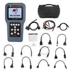 MST-100P Handheld Motorcycle Diagnosis is  8 in 1 Motor OBD2 Scanner with 3.2 inch TFT display. Original MST-100P 8 in 1 Motorcycle OBD2 Scanner support more than 8 Motorcycle. MST-100P Software can be updated on offical website.