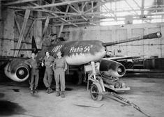 Messerschmitt Me 262 Pulkzerstörer | by Net-Maquettes