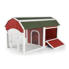 Found it at Wayfair - Red Barn Small Chicken Coop