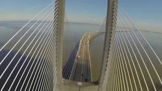 Ponte Vasco da Gama - DJI Phantom + GoPro 3