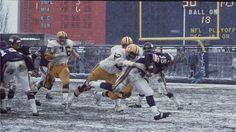 Minnesota Vikings vs. Green Bay Packers, 1976 at Metropolitan Stadium