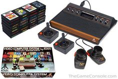 retro game consoles with preloaded games | video game consoles of all time also check out 10 video game consoles ...