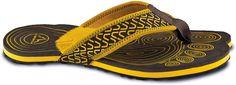 La Sportiva Swing Flip-Flops - Fun men's flip flops.
