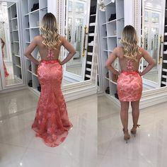 Coral! ✨✨✨ Mermaid Dresses, Prom Dresses, Formal Dresses, Cami, Lily, Womens Fashion, Casual, Wedding, Tumblers