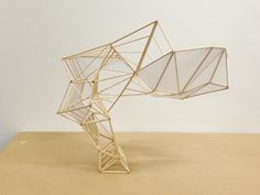 CANTILEVER Structure Design Inspired by Dragonfly's Wings