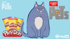 """Chloe von """"Pets"""", Ihre lieblings Zeichentrickfiguren aus """"Play Doh"""" Knet..."""