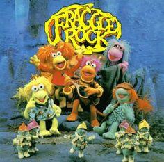 Fraggle Rock (1983) ~ Émissions jeunesses au Québec