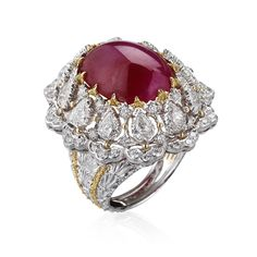 Cocktail Ring by Buccellati (aka the down payment on my house!)