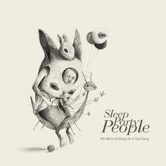SLEEP PARTY PEOPLE'S NEW ALBUM COVER