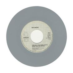 "The Smiths Stop Me - Grey Vinyl German 7"" vinyl single (7 inch record)... ❤ liked on Polyvore featuring home, home decor, gray home decor, vinyl home decor and grey home decor"