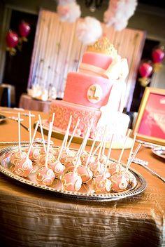 love the princess cake pops too!