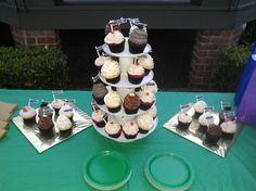 SAS Cupcakes graduation party :)