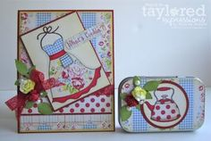 Birthday Card and Gift Card Holder by Melody Rupple #Gift Giving