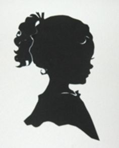antique silhouettes - Google Search
