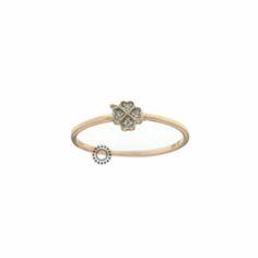 Ένα μοντέρνο δαχτυλίδι τετράφυλλο τριφύλλι σε ροζ χρυσό Κ14 με ζιργκόν. Κατάλληλο και για σεβαλιέ. Αποστολή εντός 24 ωρών. #τριφυλλι #ζιργκον #χρυσο #δαχτυλίδι Engagement Rings, Jewelry, Enagement Rings, Wedding Rings, Jewlery, Jewerly, Schmuck, Jewels, Jewelery