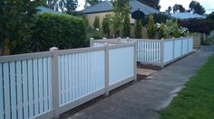 Mathos PVC Fencing Galleries. Browse photos from Mathos PVC Fencing
