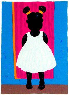 Costa Rican Gallery is the finest costa rican art gallery to buy latin art online. African American Artwork, African Artwork, Black Girl Art, Black Women Art, African Quilts, Caribbean Art, Art Africain, Black Artwork, Afro Art