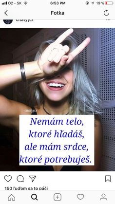A co teprve ta duše Sad Love, Love You, Quotations, Bff, Inspire, Wallpapers, Humor, Motivation, Feelings