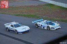 Racing Rotaries...