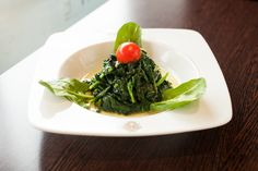 Side Order - Spinach Salad