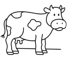Resultado De Imagen Para Animales Terrestres Para Colorear Farm Animal Coloring Pages Animal Coloring Pages Animal Coloring Books