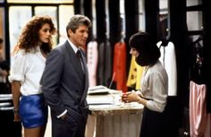 Pretty woman shopping scene. One of my favorites. Watching now!