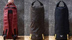 Trakke Waxed Cotton Óg Backpack