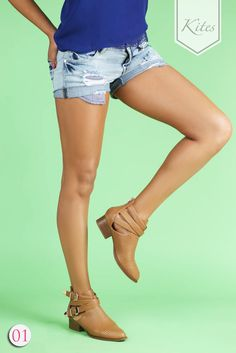 #booties #kitescr #botines