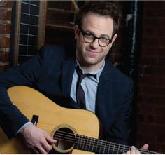 Actor Paul Adelstein welcomes us into his other world where he takes on the role as singer/songwriter in our May/June 2012 issue.