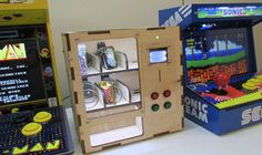 Venduino, una máquina de vending construida con Arduino - http://www.hwlibre.com/venduino-una-maquina-vending-construida-arduino/
