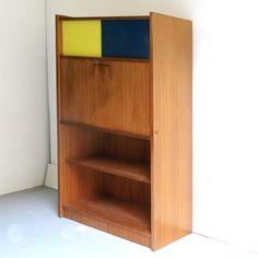 secrtaire vintage annes 60 en vente sur le concept store baos wwwwbaosfr