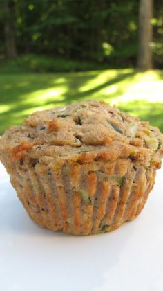 A recipe for anti-candida diet zucchini muffins and candida diet recipes.