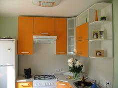 Пример дизайна кухни: 5