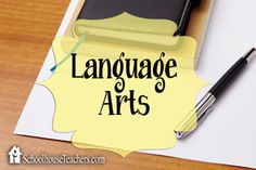 Schoolhouse Teachers-Language Arts- Visit Schoolhouse Teachers today and take a look at all the language art classes available to your entire family with just one membership to Schoolhouse Teachers. http://schoolhouseteachers.com/2015/02/language-arts-courses/