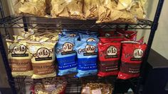 Great Lakes Potato Chips Co. from Traverse City, MI. A sensational kettle chip in a variety of flavors.