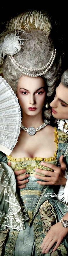 ❇Téa Tosh❇ Marie Antoinette