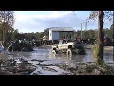 Tug of War - Jeep vs Chevy