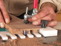 Dovetail Jig for a Router Table - Woodworking Tools - American Woodworker