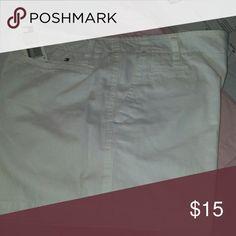 Tommy Hilfiger short 4 inch inseam white, white. Tommy Hilfiger Shorts
