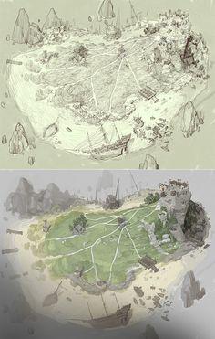 Concept-environment